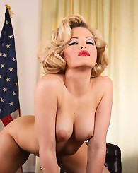 Alexis Texas as Marilyn...